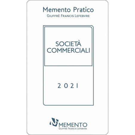 MEMENTO SOCIETÀ COMMERCIALI 2021