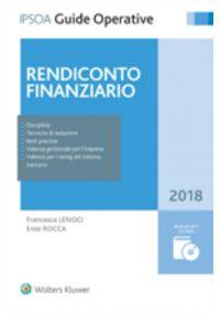 RENDICONTO FINANZIARIO con CD-Rom