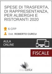 Spese Di Trasferta, Di Rappresentanza, Per Alberghi E Ristoranti 2020 - Pack