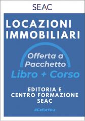 LOCAZIONI IMMOBILIARI - Libro + Corso