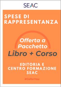 SPESE DI RAPPRESENTANZA - Libro + Corso