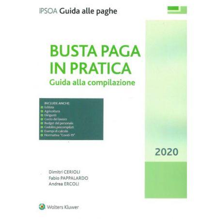 BUSTA PAGA IN PRATICA 2020