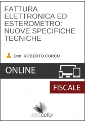 Fattura elettronica ed esterometro: nuove specifiche tecniche