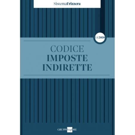 CODICE IMPOSTE INDIRETTE1A/2020