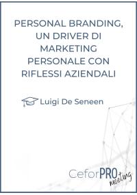 Personal branding, un driver di marketing personale con riflessi aziendali