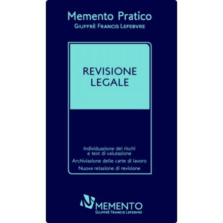 MEMENTO REVISIONE LEGALE 2021