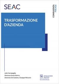 TRASFORMAZIONE D'AZIENDA