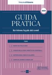 Guida Pratica Revisione Legale Dei Conti 2020