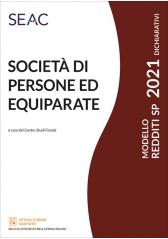 Modello Redditi 2021 SocietÀ Di Persone Ed Equiparate