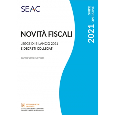 NOVITÀ FISCALI 2021