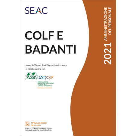 COLF E BADANTI 2021