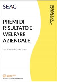 PREMI DI RISULTATO E WELFARE AZIENDALE II edizione
