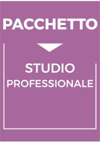 PACCHETTO STUDIO PROFESSIONALE 2021