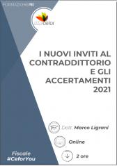 Nuovo contraddittorio e accertamenti 2021