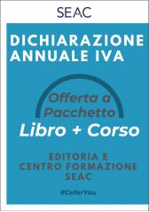 Dichiarazione annuale IVA - libro + corso