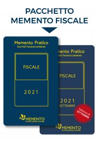 MEMENTO PRATICO FISCALE 2021 - Edizioni di Marzo + Settembre