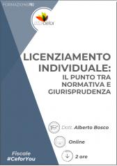 Licenziamento individuale: il punto tra normativa e giurisprudenza