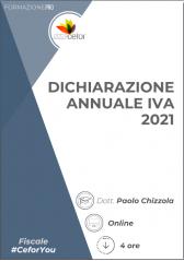 Dichiarazione Annuale Iva 2021 - Base