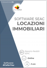 Software SEAC - Locazioni Immobiliari