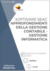 Software Seac - Approfondimenti Della Gestione Contabile - Gestione Informatica 2021