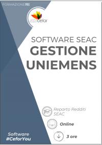 Software SEAC - Gestione UNIEMENS