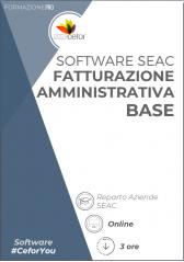 Software Seac - Fatturazione Amministrativa Corso Base 2021