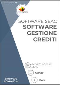 Software SEAC - Gestione Crediti 2021