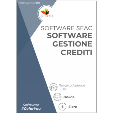 Software SEAC - Gestione Crediti 2020