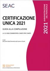Certificazione Unica 2021 - Guida Alla Compilazione