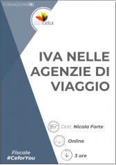 IVA nelle Agenzie di Viaggio 2021