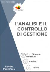 L'analisi E Il Controllo Di Gestione