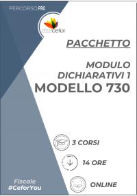 Pacchetto Corsi - Modello 730