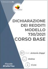 Pacchetto Corsi - Modello 730 + Modello Redditi Persone Fisiche
