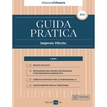 GUIDA PRATICA IMPOSTE DIRETTE 2/2021