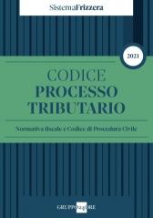 Codice Del Processo Tributario 2021