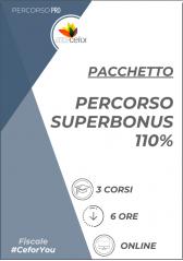 Percorso Superbonus 110%