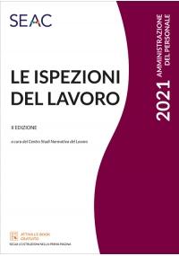 LE ISPEZIONI SUL LAVORO II edizione
