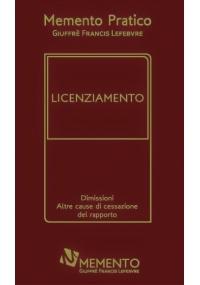 MEMENTO LICENZIAMENTO 2021