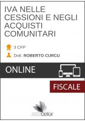 Iva Nelle Cessioni E Negli Acquisti Comunitari: Requisiti Formali, Sostanziali E Casistica Pratica - Packterritorialità