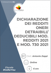 Dichiarazione Dei Redditi Oneri Detraibili/Deducibili (Mod. Redditi E Mod. 730) - Abb