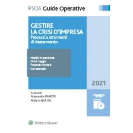 GESTIRE LA CRISI D'IMPRESA 2021