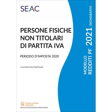 MODELLO REDDITI 2021 PERSONE FISICHE NON TITOLARI DI P. IVA
