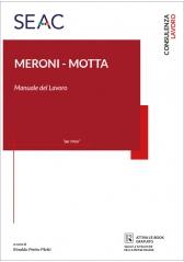 Meroni Motta - Manuale Del Lavoro