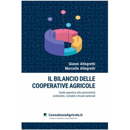 IL BILANCIO DELLE COOPERATIVE AGRICOLE