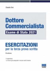KIT COMPLETO DOTTORE COMMERCIALISTA Esame di Stato 2021
