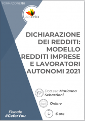 Dichiarazione Dei Redditi - Modello Redditi Imprese E Lavoratori Autonomi 2021 - Abb