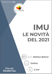Imu - Le Novità Del 2021 Abb