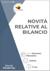 NovitÀ Relative Al Bilancio - Abb