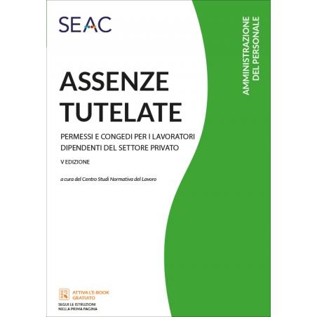 ASSENZE TUTELATE - V edizione