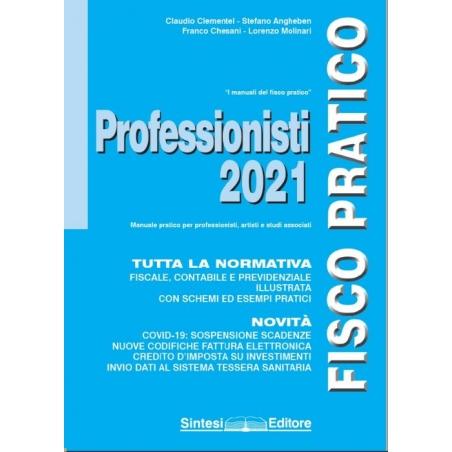 PROFESSIONISTI 2021